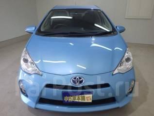Toyota Aqua. автомат, передний, 1.5, бензин, 64 000 тыс. км, б/п. Под заказ