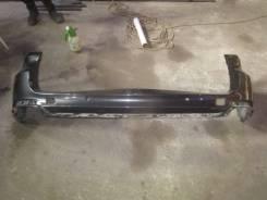 Бампер задний BMW X5 F15 2013> (Верхняя Часть ПОД Парктроник)
