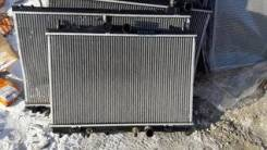 Радиатор охлаждения двигателя. Nissan Wingroad, NY12, Y12 Nissan Bluebird Sylphy Nissan Sentra, B17 Nissan AD, VZNY12, VY12, VAY12 Двигатели: HR15DE...