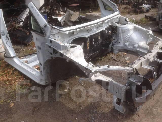 Передняя часть автомобиля. Toyota Mark X Zio, ANA10, ANA15 Двигатель 2AZFE