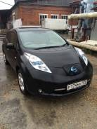 Nissan Leaf. автомат, передний, электричество, 88 000 тыс. км