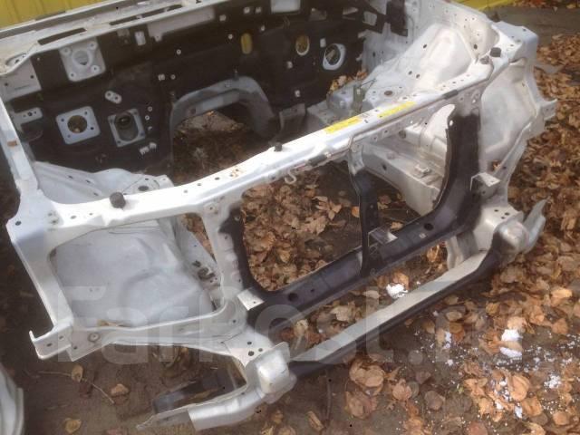 Рамка радиатора. Mitsubishi Pajero, V73W Двигатель 6G72