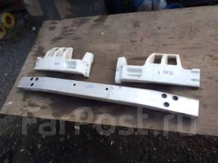 Жесткость бампера. Toyota Mark II Wagon Blit, GX115, GX110, JZX115, JZX110 Toyota Verossa, GX110, JZX110, GX115 Toyota Crown Majesta, JZS179, JKS175...