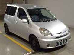 Toyota Funcargo. NCP25, 1NZ