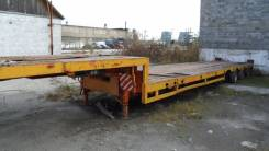 Faymonville. Раздвижной трал STZ- 4AA, 40 000 кг.