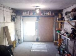 Гаражи капитальные. проспект Красного Знамени 129, р-н Третья рабочая, 20 кв.м., электричество, подвал. Вид изнутри