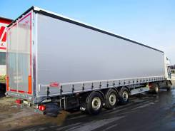 Fliegl Gmbh. Шторный полуприцеп Fliegl (новый), 28 600 кг.