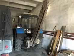 ЧМЗ ЭТЦ-2086. Трактор ЭТЦ-2086 Траншейный цепной
