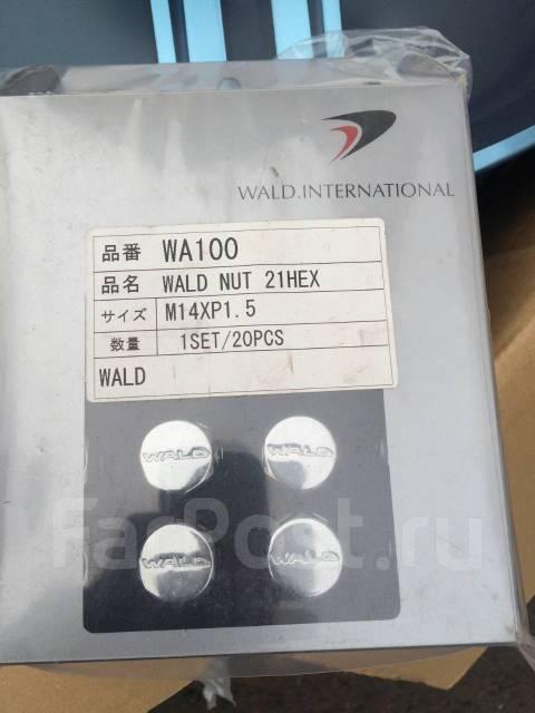 Wald Mahora. 9.5x20, 5x150.00, ET53, ЦО 110,5мм.