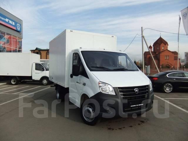 ГАЗ Газель Бизнес. ГАЗель NEXT изотермический фургон, 2 800 куб. см., 1 500 кг.
