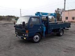 Mazda Titan. Продам грузовик с краном mazda titan, 4 300 куб. см., 3 000 кг.