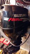 Suzuki. 25,00л.с., 4-тактный, бензиновый, нога S (381 мм), Год: 2009 год