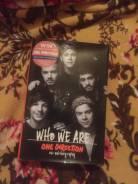 """Продам книгу one direction """"Who we are"""" на английском языке"""