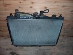 Радиатор охлаждения двигателя. Nissan: Bluebird Sylphy, Sylphy, Tiida Latio, Tiida, Latio, Juke, Livina Двигатели: MR20DE, HR16DE, MR18DE, HR15DE