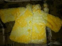 Куртка-шубка детская. Рост: 86-98 см