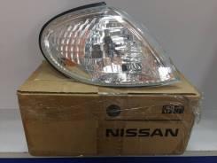 Габаритный огонь. Nissan Bluebird Sylphy, QNG10, QG10, TG10 Nissan Almera Двигатели: QR20DD, QG18DE, K9K, QG15DE, YD22DDT