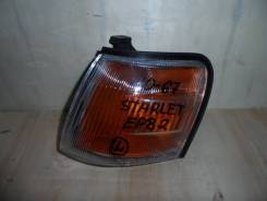Габаритный огонь. Toyota Starlet, EP85, NP80, EP80, EP81, EP82 Двигатели: 1E, 4EFE, 2E, 1N, 4EF