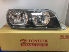 Фара. Toyota Chaser, GX100, SX100, JZX100, GX105, JZX101, JZX105, LX100 Двигатели: 1GFE, 2JZGE, 4SFE, 1JZGE, 2LTE
