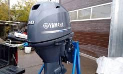 Yamaha. 60,00л.с., 4-тактный, бензиновый, нога L (508 мм), Год: 2015 год