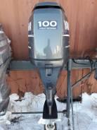 Yamaha. 100,00л.с., 4-тактный, бензиновый, нога L (508 мм), Год: 2009 год