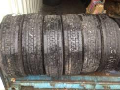 Bridgestone. Всесезонные, 2011 год, износ: 30%, 6 шт