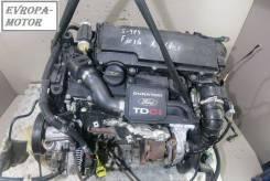 ДВС (Двигатель) на Ford Fiesta (2001-2007) объем 1.4 л.
