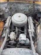 Двигатель в сборе. Краз 256