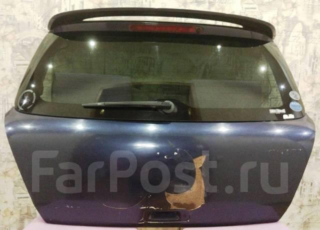 Дверь багажника. Suzuki Swift, ZC31S, ZD21S, ZC, ZC21S, ZC33S, ZD11S, ZC71S, ZC11S