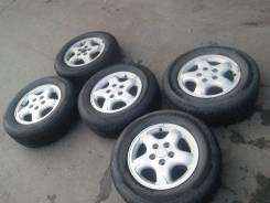 Комплект лета Toyota Estima Lucida R15, 5 колес!. 6.0x15 5x114.30 ET50