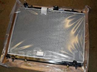 Радиатор охлаждения двигателя. Mitsubishi Pajero, V25C, V25W, V45W, V55W. Под заказ