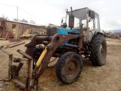 ЮМЗ. Продаю трактор с куном, прицеп.