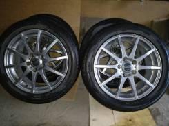 Продам колеса на 17 дюймов. 6.5x17 5x114.30 ET55 ЦО 72,0мм.