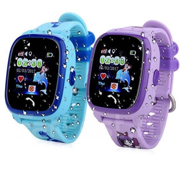 Оригинальные детские часы-телефон с GPS трекером и скидкой 20% в Москве!
