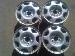 Bridgestone Lowenzahn. 6.0x15, 4x100.00, 4x114.30, ET45, ЦО 70,0мм.