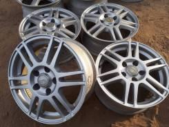 Bridgestone. 6.5x16, 5x114.30, ET35, ЦО 73,0мм.