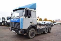 МАЗ 642208. Седельный тягач МАЗ-642208-20, 14 860 куб. см., 24 000 кг.