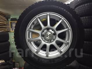 Комплект шин на литье NorthTrek 185 70 R14. 4x100. Зимние. x14 4x100.00 ЦО 70,0мм.