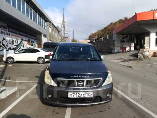 Nissan Presage. автомат, 4wd, 2.5 (163 л.с.), бензин, 125 613 тыс. км