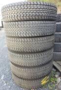 Dunlop SP LT 01. Зимние, 2015 год, износ: 10%, 6 шт