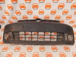 Бампер передний Volkswagen Caddy 2010-2015 оригинал, рестайлинг