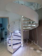 Изготовление и проектирование лестниц, ступеней и ограждений