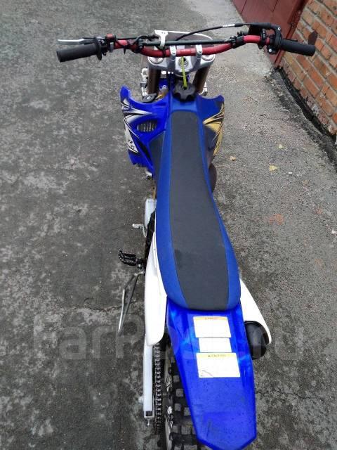 Yamaha YZ 85. 85 куб. см., исправен, без птс, с пробегом