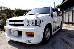 Nissan Terrano Regulus. QD32, QD32