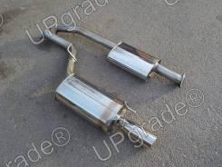 Выхлопная система. Nissan Stagea, WGC34 Двигатели: RB25DET, RB25DE