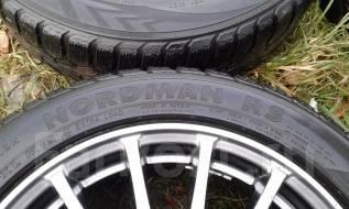 Nokian Nordman RS. Зимние, без шипов, 2012 год, износ: 50%, 4 шт