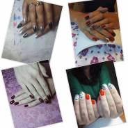 Маникюр, покрытие гель-лаком, наращивание ногтей.