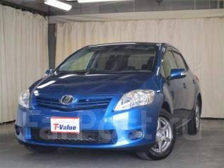 Toyota Auris. автомат, передний, 1.8, бензин, 62 000 тыс. км, б/п, нет птс. Под заказ