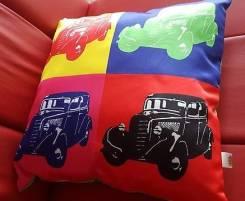 Подушки декоративные.