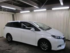 Toyota Wish. автомат, 4wd, 1.8, бензин, 33 тыс. км, б/п. Под заказ