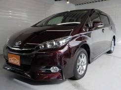 Toyota Wish. автомат, 4wd, 1.8, бензин, 37 тыс. км, б/п. Под заказ